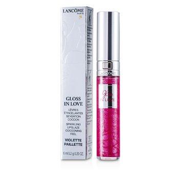 Lancome Gloss In Love Lip Gloss - # 383 Violette Paillette  6ml/0.2oz
