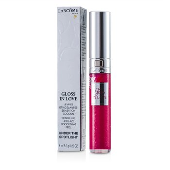 Lancome رژلب مایع Gloss In Love - شماره 385 Under The Spotlight  6ml/0.2oz