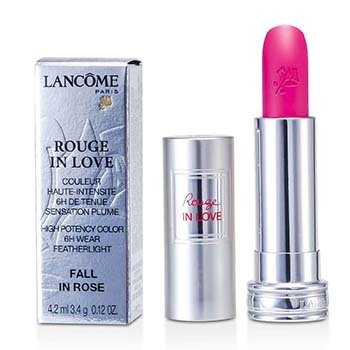 Lancôme Batom Rouge In Love - # 343B Fall In Rose  4.2ml/0.12oz