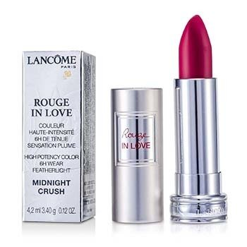 Lancôme Batom Rouge In Love - # 383N Midnight Crush  4.2ml/0.12oz