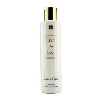 Oscar De La Renta Live In Love Body Lotion  200ml/6.8oz