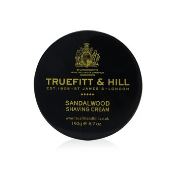 Truefitt & Hill Sandalwood Shaving Cream  190g/6.7oz