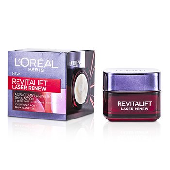 L'Oreal New Revitalift Laser Renew Advanced Anti-Ageing Day Cream  50ml/1.7oz