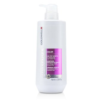Goldwell Dual Senses Color Fade Stop Champú (Para Cabello Teñido Normal a Fino)  750ml/25.4oz