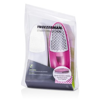 Tweezerman Sole Mates - Mix 'N Match Runway/ Pink