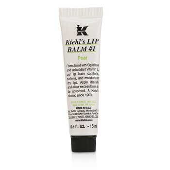 Kiehl's Lip Balm # 1 - Pear  15ml/0.5oz