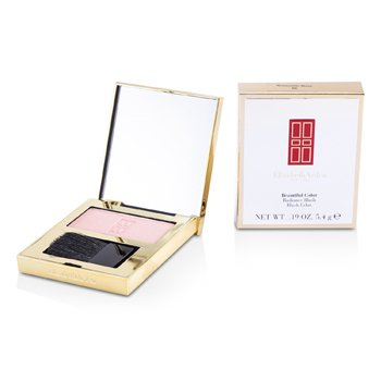 Elizabeth Arden Beautiful Color Radiance Blush - # 06 Romantic Rose  5.4g/0.19oz