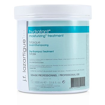 J. F. Lazartigue Moisturizing Mask - Pre Shampoo (Salon Size)  1000ml/33.8oz