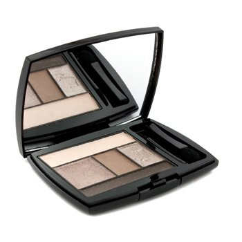 Lancôme Sombra Color Design 5 Shadow & Liner Palette - # 100 Taupe Craze (Versão americana)  4g/0.141oz