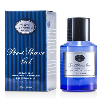 The Art Of Shaving Gel Pre Afeitado - Ocean Kelp  60ml/2oz