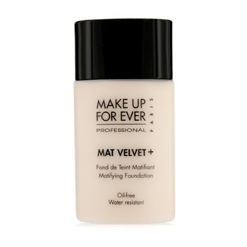 Make Up For Ever Mat Velvet + Matifying Foundation - #55 (Neutral Beige)  30ml/1.01oz