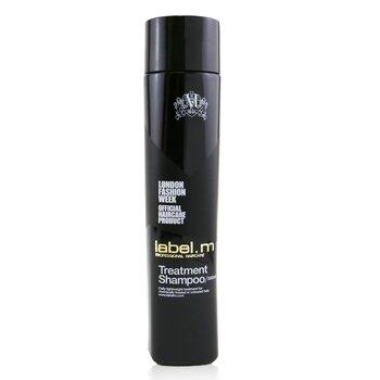 Label.M Șampon Tratament (Pentru Păr Tratat Chimic sau Vopsit)  300ml/10.1oz