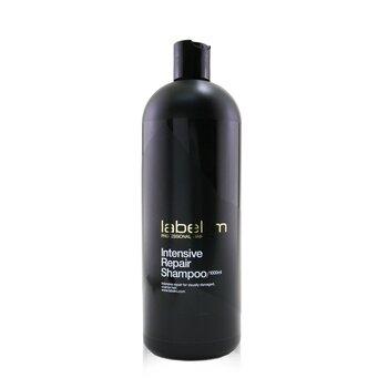 Label.M Shampoo Intensive Repair (Para Cabelos Danificados e Grossos)  1000ml/33.8oz