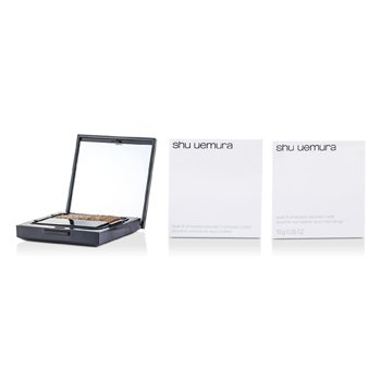 Shu Uemura Dual Fit Polvo Compacto (Caja + Repuesto) - # Light Purple  10g/0.35oz