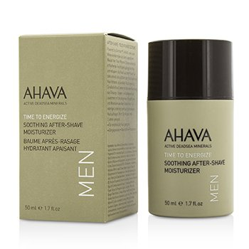 Ahava Time To Energize Rauhoittava After-Shave kosteusvoide  50ml/1.7oz