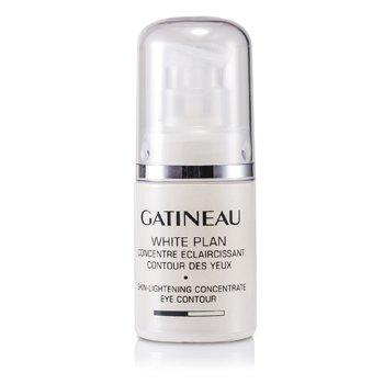 Gatineau White Plan Συμπύκνωμα Λάμψης Για Περίγραμμα Ματιών (Χωρίς Συσκευασία)  15ml/0.5oz