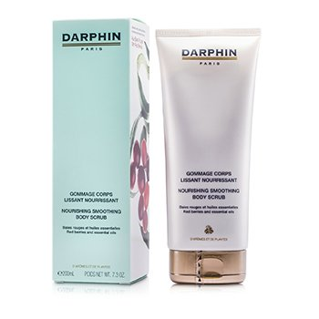 Darphin Aromatic Nourishing Smoothing Cranberry Body Scrub  200ml/7.3oz