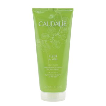 Caudalie Fleur De Vigne Shower Gel (For Sensitive & Delicate Skin)  200ml/6.7oz