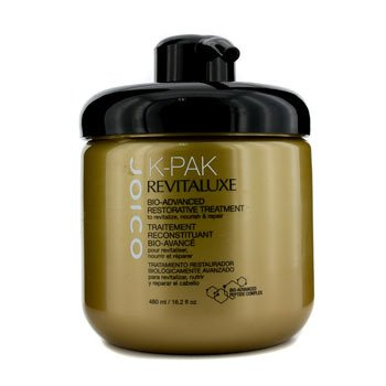 Joico K-Pak RevitaLuxe Bio-Advanced Restorative Treatment (To Revitalize, Nourish & Repair)  480ml/16.2oz