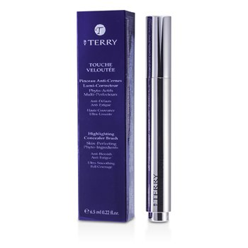 By Terry Touche Veloutee Brocha Correctora Iluminadora - # 04 Sienna  6.5ml/0.22oz