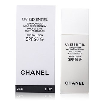 Chanel UV Essentiel Cuidado UV Diario Multi Protección Anti Polución SPF 20  30ml/1oz