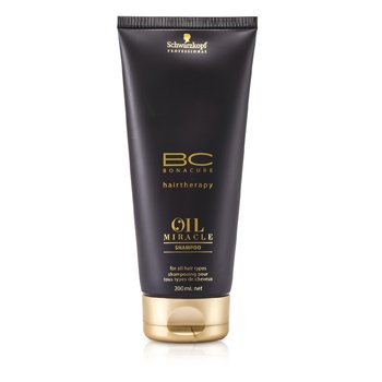 Schwarzkopf BC Oil Miracle Champ� (Para Todo Tipo de Cabello)  200ml/6.7oz