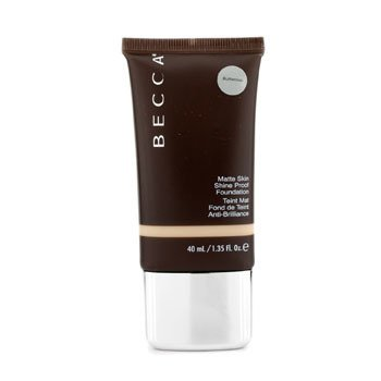 Becca Matte Skin Shine Proof Foundation - # Buttercup  40ml/1.35oz