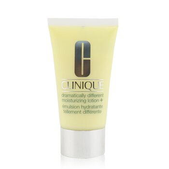 Clinique Dramatically Different Moisturizing Lotion + - Pelembab (Sangat Kering ke Kering Kombinasi)  50ml/1.7oz