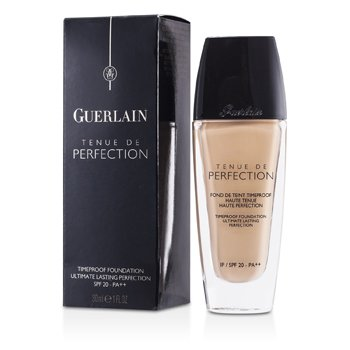 Guerlain Tenue De Perfection Timeproof Foundation SPF 20 - # 02 Beige Clair  30ml/1oz