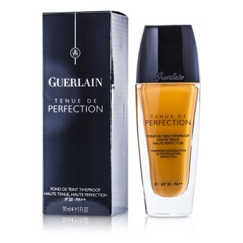 Guerlain کرم آرایش ماندگار Tenue De Perfection با SPF20 - شماره 23 طلایی طبیعی  30ml/1oz