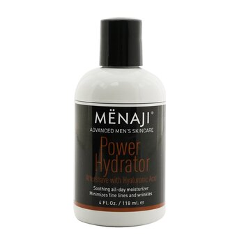 Menaji Power Hydrator Después de Afeitar  118ml/4oz