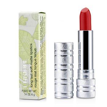 Clinique Long Last Lipstick - No. 0A Runway Coral  4g/0.14oz