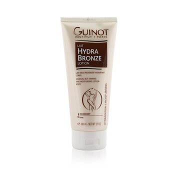 Guinot Gradual Tan Moisturizing Lotion (Face & Body)  200ml/6.8oz