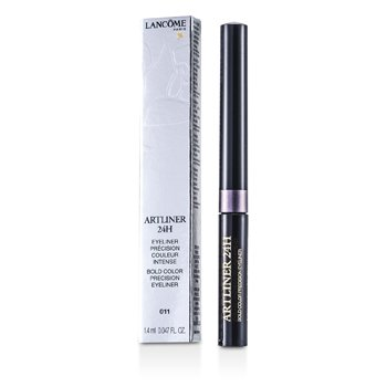 Lancome Artliner 24H Bold Color Liquid Eyeliner - # 011 Silver  1.4ml/0.047oz