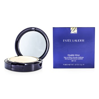 Estee Lauder New Double Wear Stay In Place Powder Makeup SPF10 - No. 04 Pebble (3C2)  12g/0.42oz