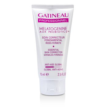 Gatineau Krem korygujący Melatogenine AOX Probiotics Essential Skin Corrector (Salon Size)  75ml/2.5oz