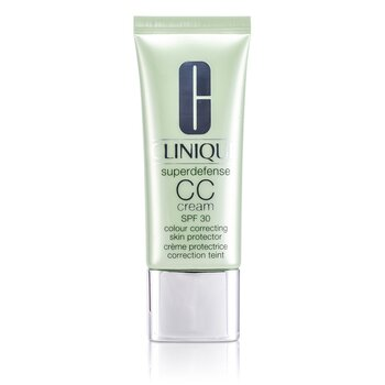 Clinique Superdefense Crema CC SPF30 - Light Medium  40ml/1.4oz