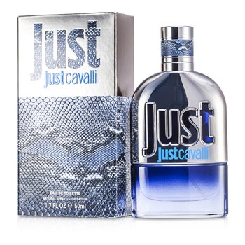 Roberto Cavalli Just Cavalli Eau De Toilette Spray (New Packaging)  50ml/1.7oz