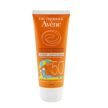 Avene Very High Protection Lotion SPF 50+ (For Sensitive Skin of Children)  100ml/3.3oz