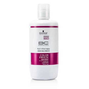 Schwarzkopf BC Color Freeze Tratamiento (Para Cabello Tratado con Color)  750ml/25oz