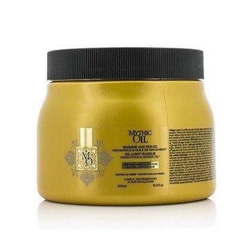 L'Oreal Mythic Oil Besleyici Maske (Tüm Saç Tipleri İçin)  500ml/16.9oz