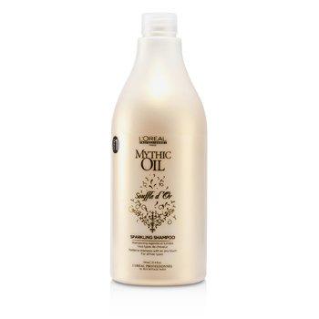 L'Oreal Mythic Oil Souffle d'Or Sparkling Shampoo (Todos os tipos de cabelo)  750ml/25.4oz