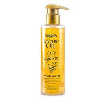 L'Oreal Professionnel Mythic Oil Souffle d'Or Sparkling Shampoo (For All Hair Types)  250ml/8.5oz