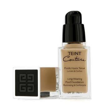 Givenchy Teint Couture Long Wear Fluid Foundation SPF20 - # 5 Elegant Honey  25ml/0.8oz