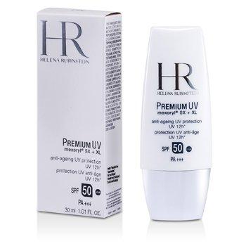 Helena Rubinstein Premium UV Protección UV Anti Envejecimiento SPF 50/PA+++ (Hecha en Japón)  30ml/1.01oz