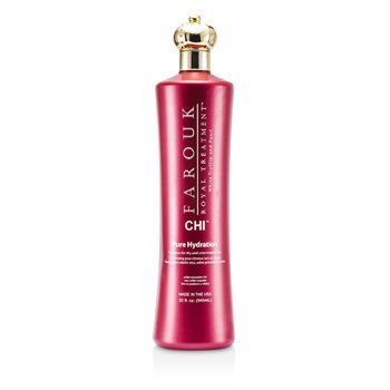 CHI Farouk Royal Treatment Champú Hidratación Pura (Para Cabello Seco y Tratado con Color)  946ml/32oz