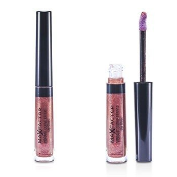 Max Factor Vibrant Curve Effect Lip Gloss Duo Pack - # 12 Urban Queen  2x5ml/0.17oz