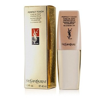 Yves Saint Laurent Perfect Touch Radiant Brush Foundation - # BR40 Beige Rose (ex 7)  40ml/1.3oz