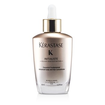 Kerastase Skoncentrowana kuracja bez spłukiwania do skóry głowy i włosów Initialiste Advanced Scalp and Hair Concentrate (Leave-In)  60ml/2.2oz