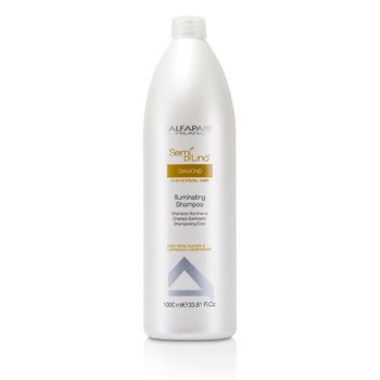 AlfaParf Semi Di Lino Diamond Illuminating Shampoo (For Normal Hair)  1000ml/33.81oz